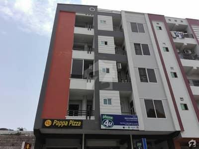 جناح گارڈنز فیز 1 جناح گارڈنز ایف ای سی ایچ ایس اسلام آباد میں 3 کمروں کا 4 مرلہ فلیٹ 43 لاکھ میں برائے فروخت۔