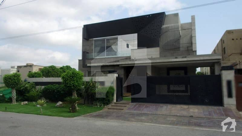 1 Kanal Brand New House For Sale In D Block Of DHA Phase 6