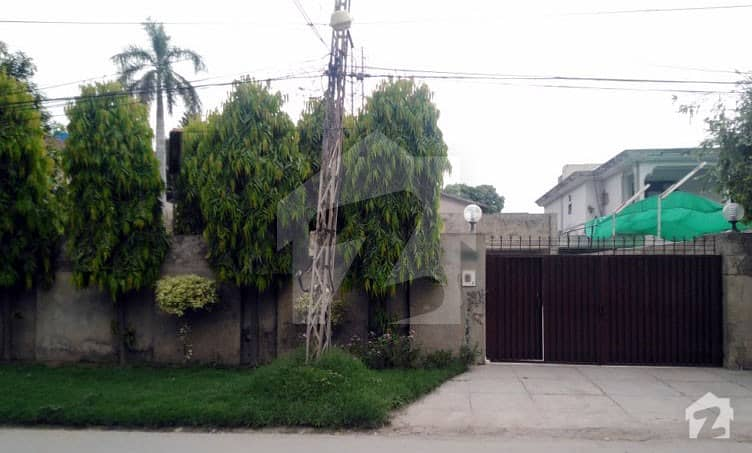 2 Kanal House For Sale In Ahmed Block Of New Garden Town Lahore