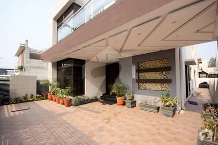 10 Marla Luxury Villa For Sale In State Life Housing Society Lahore