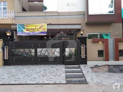 10 Marla Brand New Luxury House For Sale In In Mehran Block Of Allama Iqbal Town