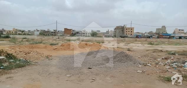 Plot For Sale In Saadi Town Block 7
