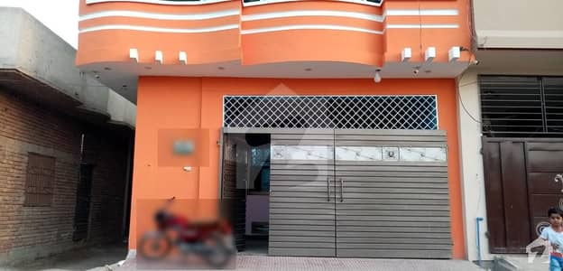 Double Storey House For Sale In Zafar Abad Colony