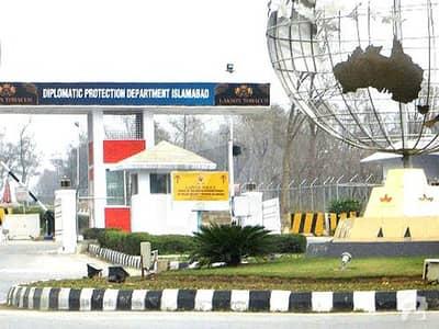 Karakoram Diplomatic Enclave Flat For Sale