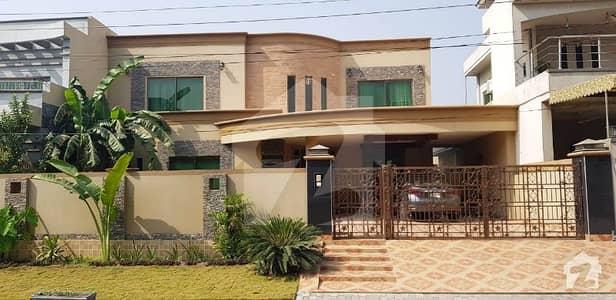 Architect Society  Near Shouket Khanum Hospital 1kanal House For Sale