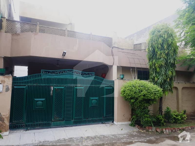 10 Marla House For Sale In Main Khuda Bux Clony Near To Airport Road