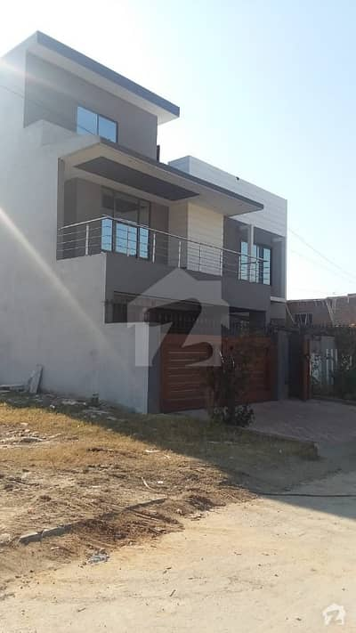 A Beautiful Double Storey House For Sale