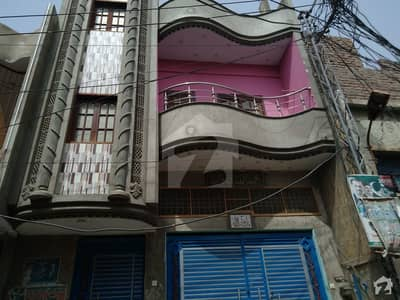 Al Wahid Colony Sq 100 Yard Double Storey House For Sale