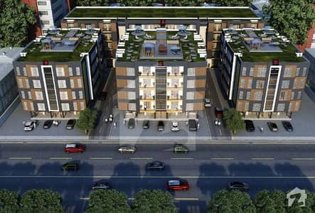 Two Bedroom Flat Area 714 Sq Ft At Gajumat Ferozepur Road Near Ring Road Interchange Monthly Rent Will Be Paid Upon Lump Sum Payment