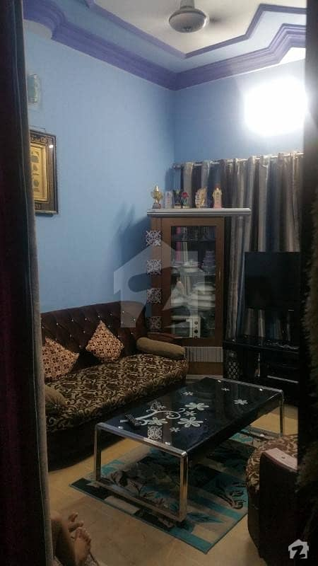 Luxury Flat In Azizabad 2 For Sale