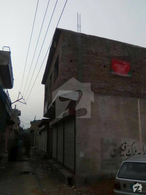House For Sale With Shop In Burma Town Islamabad