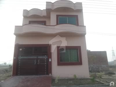 4. 5 Marla House Available For Sale In Khayaban-e-Green