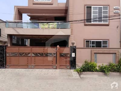 10 Marla Brand New Corner House For Sale In F2 Block Of Johar Town Phase 1