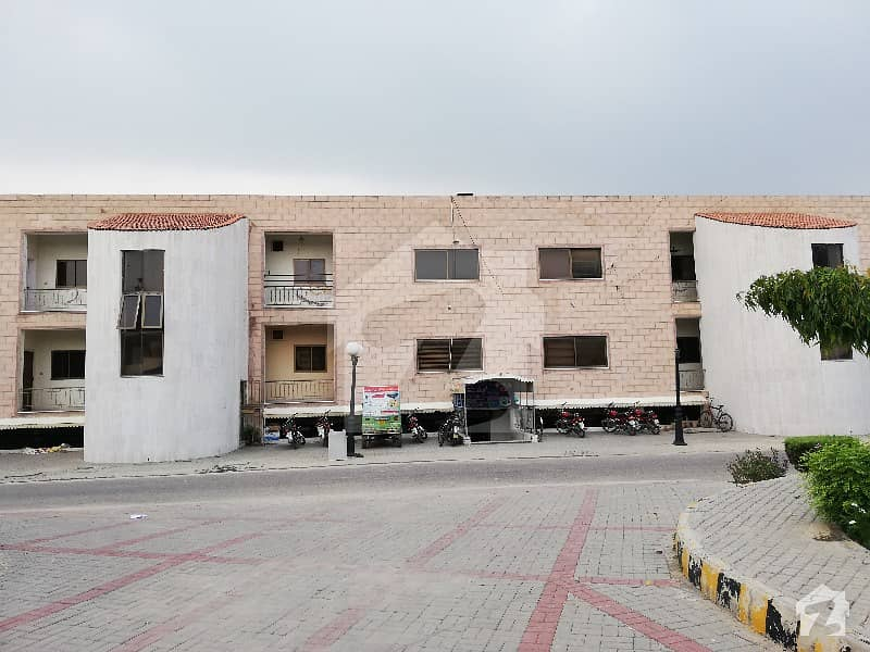 Flat Is Available For Sale In Sui Gas Society