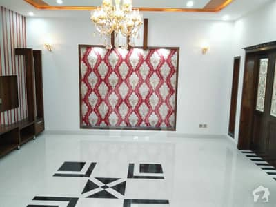 12 Marla Brand New House In Valencia Town At Prime Location Block E Near Park