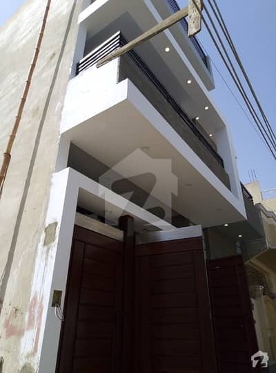 120 Yards Bungalow For Sell In Saadi Town Block 5