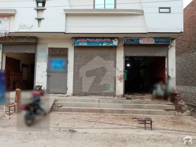 Double Storey Beautiful Commercial Building Flat Available For Rent At Jawad Avenue Okara