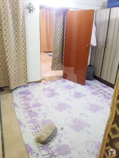2nd Floor Flat Is Available For Sale In Prime Location