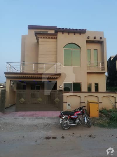 Excellent Location 8 Marla House For Sale In Abubakar Block Bahria Town Phase 8 Rawalpindi