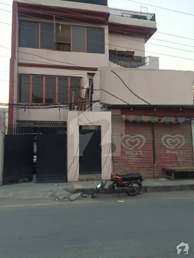10 Marla House For Sale In Ichhra