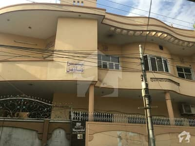 9 Marla Double Storey Beautiful Corner House For Sale