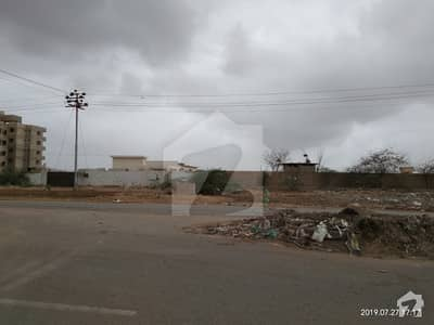 At Main 320 Feet Road Commercial Land For Sale In Surjani Town