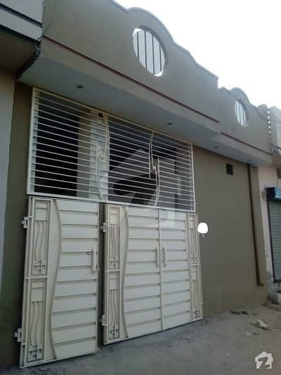 4 Marla House Is Available For Sale Near CMH Chowk Yazman Road Bahawalpur