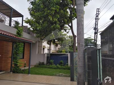 Brand New Kanal Double Story House Available For Sale