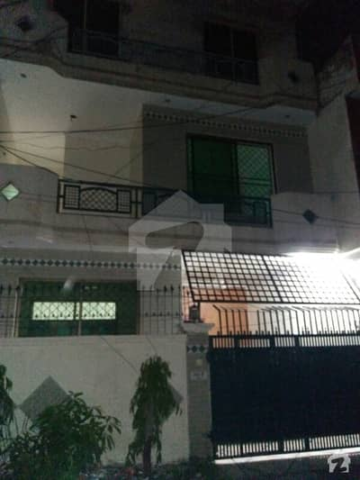 5 Marla Triple Storey Luxury House For Sale