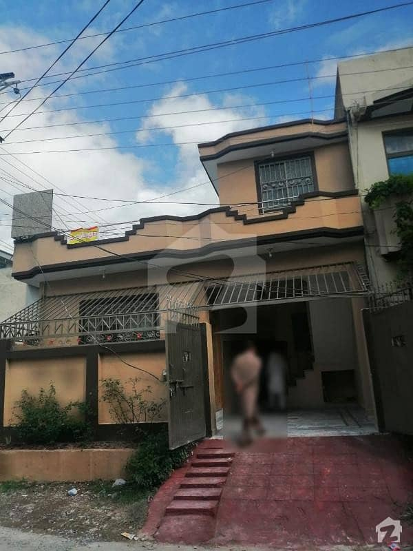 Corner Luxury House 5 Marla Single Storey House For Sale In Airport Housing Society Rawalpindi