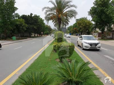 8 Marla Commercial Plot Pair For Sale On Main Boulevard Facing Hyper Star In Bahria Town Lahore