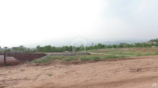 Main Road Commercial Plot For Sale In Bani Gala