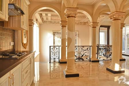 One Kanal Upper Portion Spanish Design Available For Rent