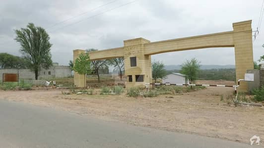 Residential Plot Is Available For Sale On Easy Installment Plan