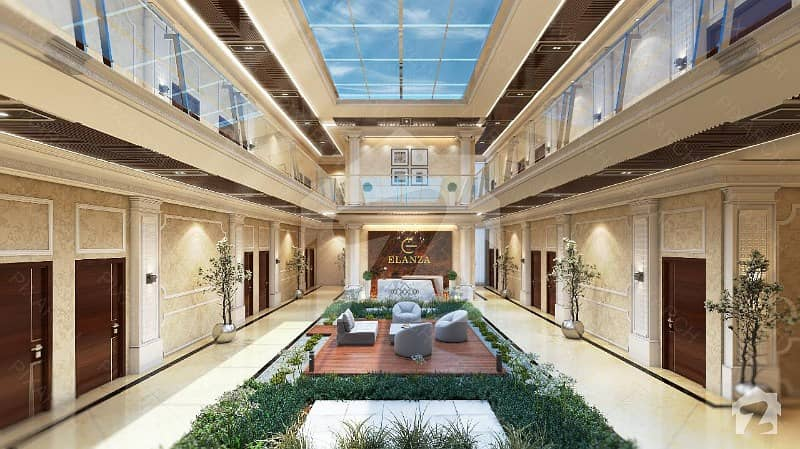 Executive Offices Book Now On installment in ELANZA Mall  Residency Gulberg Islamabad
