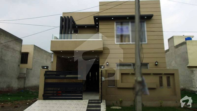 5 Marla Brand new Double Unit House for Sale In A Extension Block Of State Life Phase 1