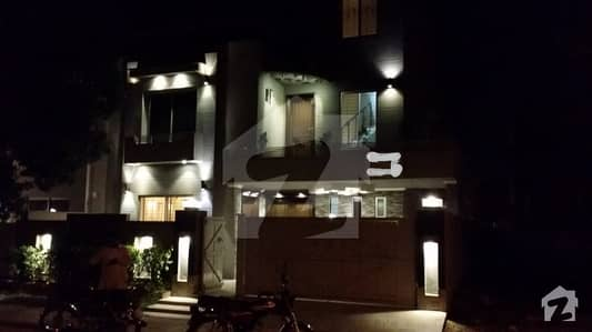 10 Marla Brand New House Ideal House In Bahria Town Lahore Close From Country Club