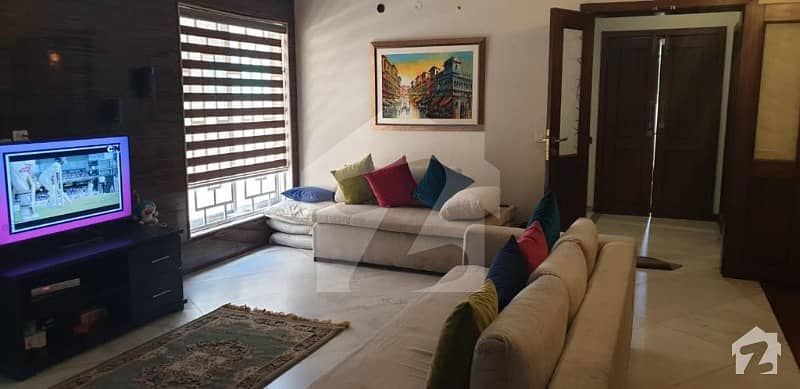 Fully Furnished 10 Marla Luxury House For Rent In Jasmine Block Bahria Town Lahore