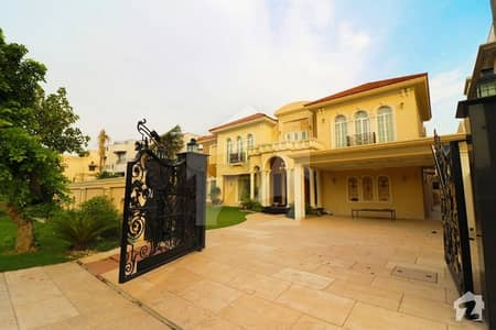 2 Kanal Brand New Faisal Rasool Design Fully Furnished Bungalow For Sale Outclass Location