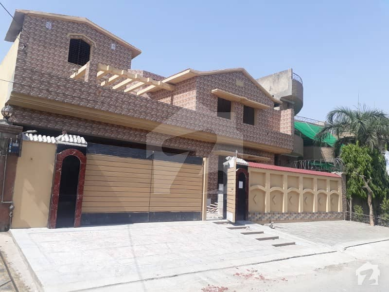 Semi Commercial House  Is Available For Rent