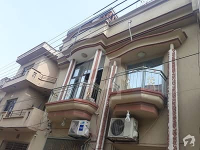 5 Marla Residential House Is Available For Sale At  Makkah Colony At Prime Location