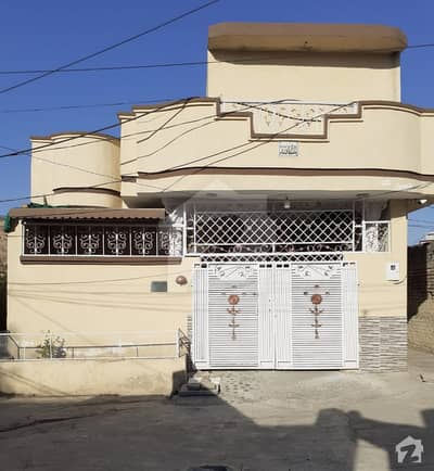 4 Marla Corner Beautiful Double Story 3 Bedroom House In Lalazar State