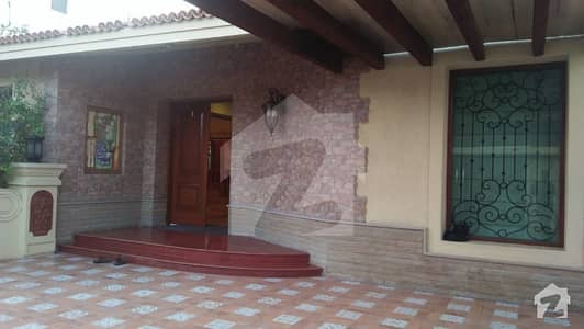 Defence 1000 Yards Well Maintained Old House Is Available For Sale At Phase -1