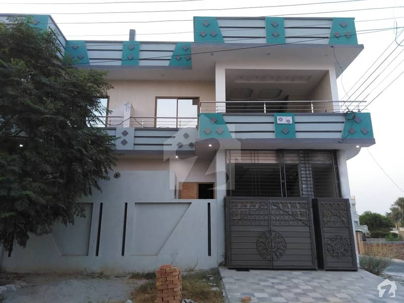 4 Marla Corner Single Storey House For Sale