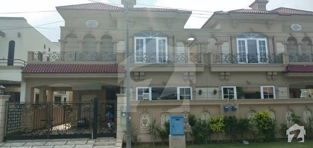 DHA 10 Marla Brand New House For Sale
