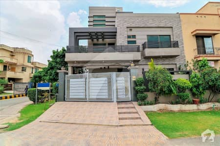 5 Bed Corner Location 10 Marla Modern House For Sale