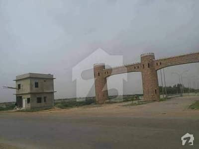Plot For Sale - MDA Scheme 1  Main National Highway Near to Gulshan-E-Hadeed