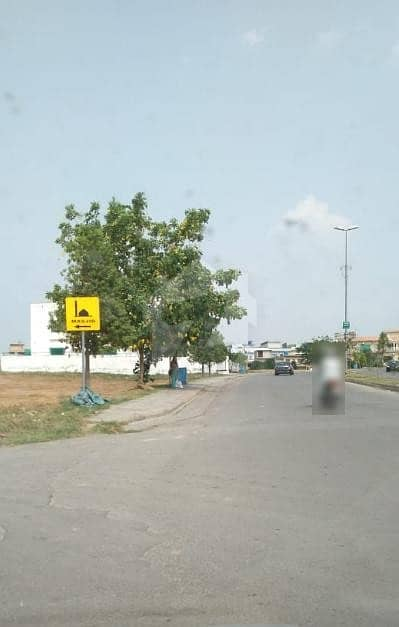 Kanal Plot Available For Sale In DHA Phase 5