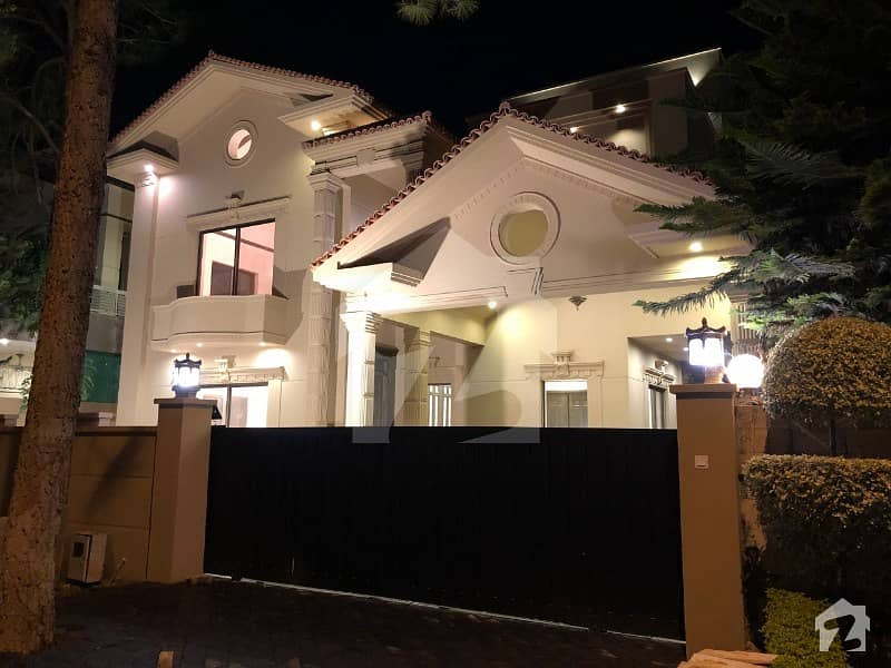A Brand New Modern Luxury House Is Available For Sale In F7 Islamabad