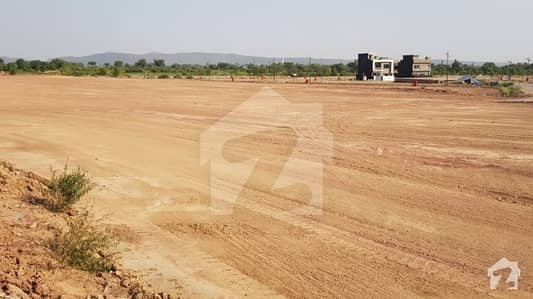 I Sector 8 Marla Open Transfer Boulevard Paid Extra Land Paid Plots Available For Sale